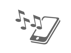ringtone-symbool